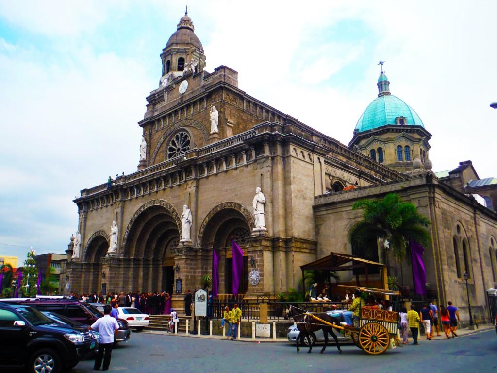 הקתדרלה באינטרמורוס