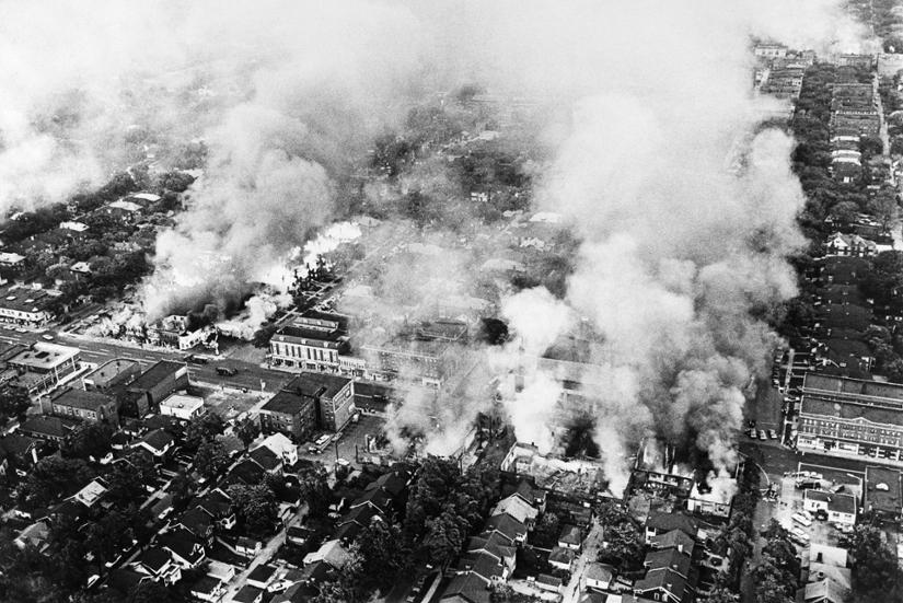 דטרויט 1967: חום יולי אוגוסט