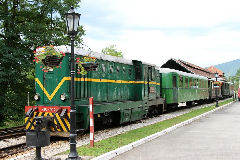 רכבת הפסים הצרים וכפר העץ של אמיר קוסטוריצה