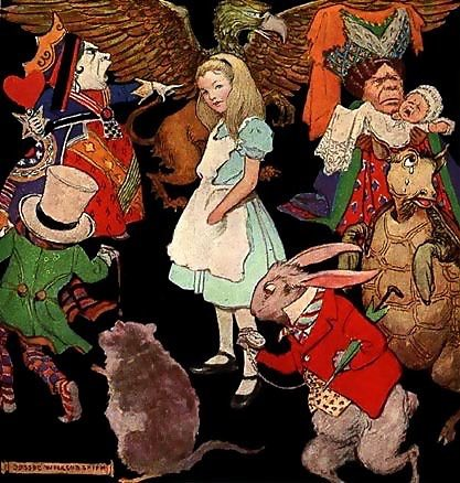 סיפורה של אליס: מארץ הפלאות אל הסנטרל פארק