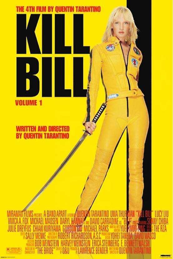 פוסטר להרוג את ביל