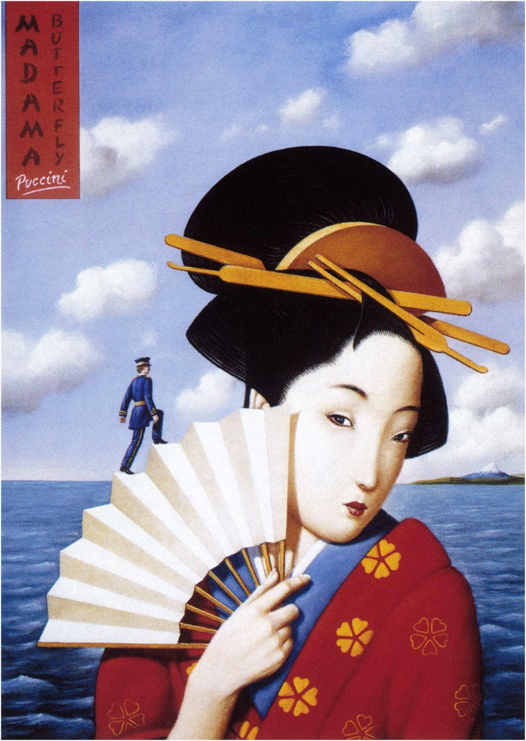 סיפורם של בני התערובת (האפו - Hāfu) ביפן