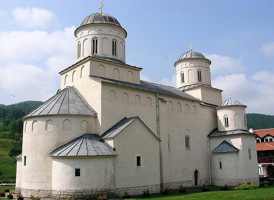 המנזר