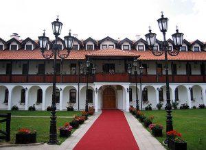 מגורי הנזירים והנזירות