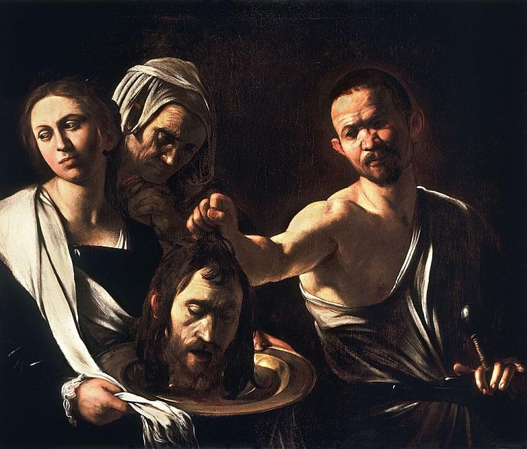 ראשו של יוחנן המטביל